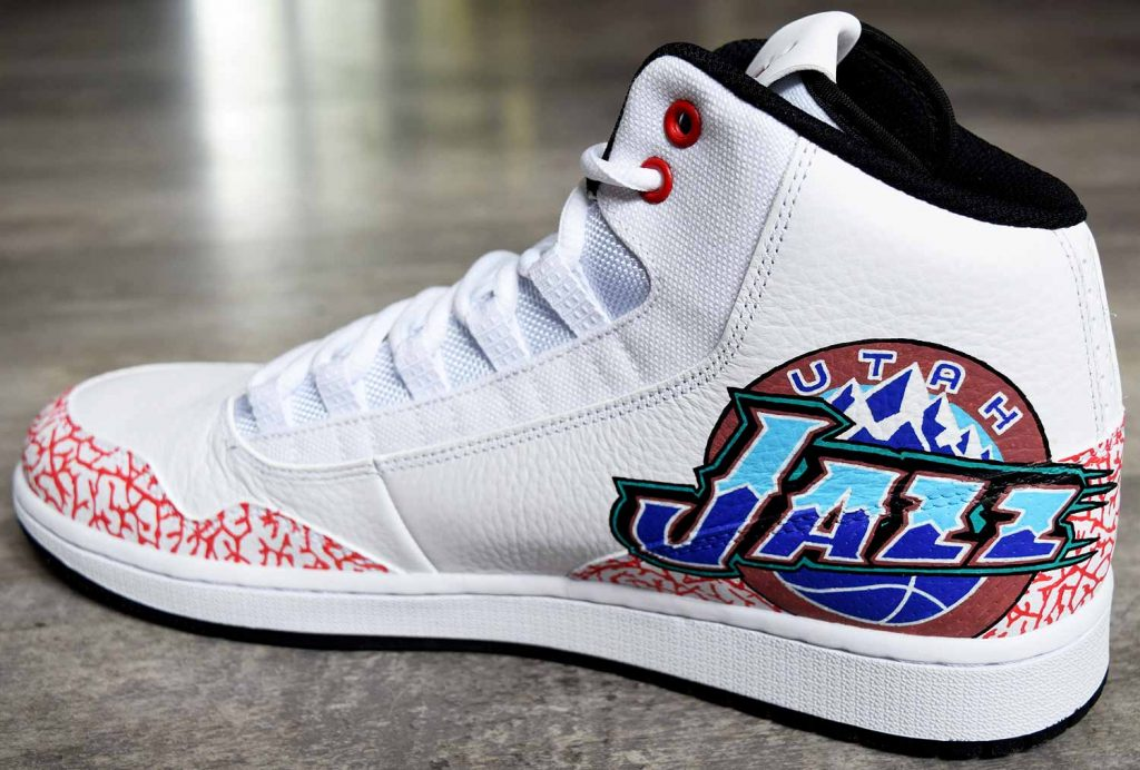 NBA Custom Sneakers