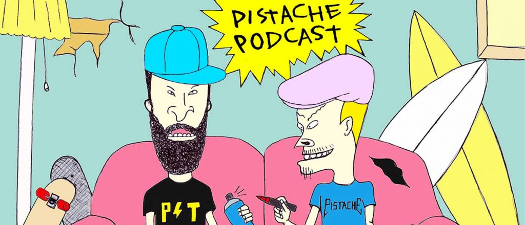 Pistache Podcast Creativity Culture Art