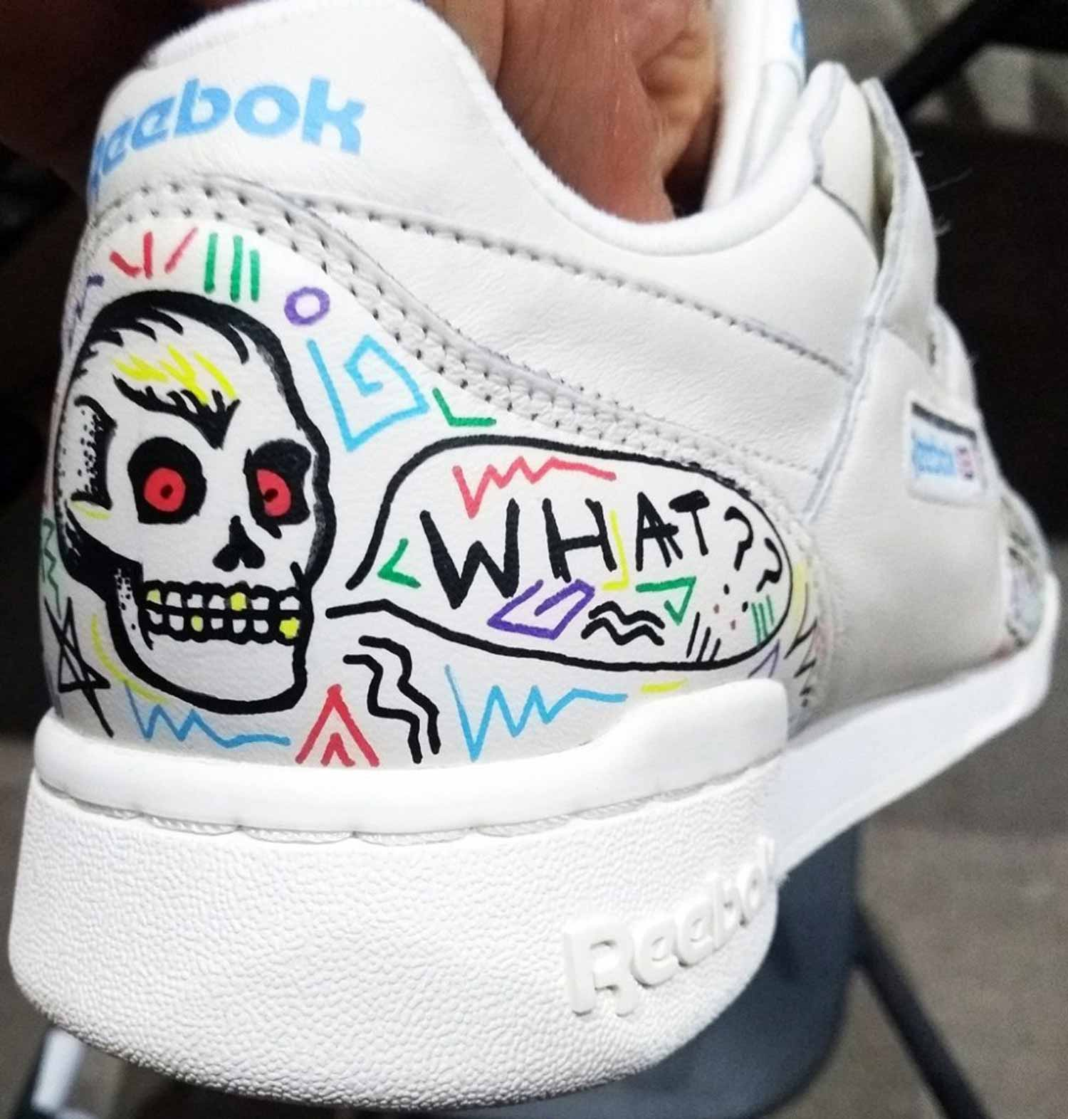 Sneaker Customisation Artists